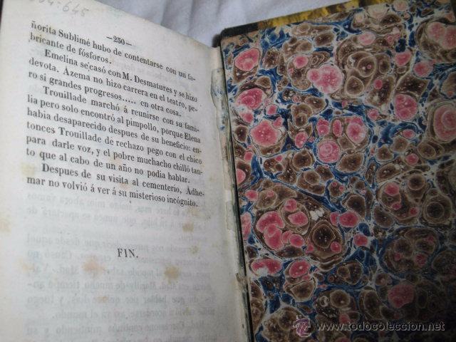 Libros antiguos: NOVELAS DE KOCK 1843 - Foto 17 - 27533057