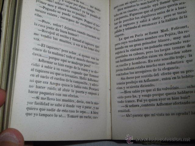 Libros antiguos: NOVELAS DE KOCK 1843 - Foto 18 - 27533057
