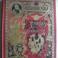 Libros antiguos: TARDES DE LA GRANJA. DUCRAY - DUMINIL. Lote 48366943