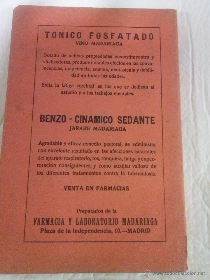 Libros antiguos: Almanaque Bailly-Bailliere o sea pequeña enciclopedia popular de la vida práctica 1935 - Foto 2 - 48398523