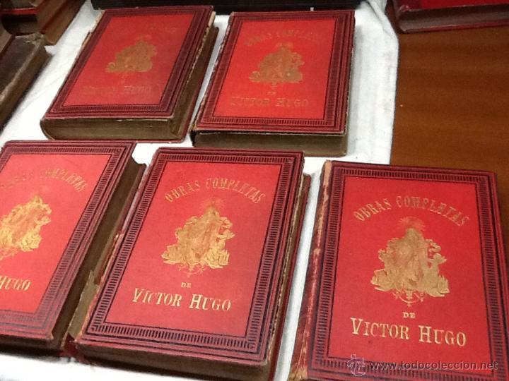 Obras Completas De Victor Hugo Don Jacinto Labaila
