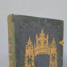 Libros antiguos: RARO ! 1852.- LAS BUENAS ACCIONES O LA MORAL EN ACCION. BENJAMIN DELESSERT. 120 DIBUJOS. Lote 48488265