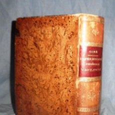 Libros antiguos: ENFERMEDADES VENEREAS Y SIFILITICAS - AÑO 1883 - J.GINE - IMPRESIONANTES GRABADOS A COLOR.. Lote 48506319