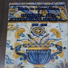 Libros antiguos: HISTORIA DEL ATENEO DE SEVILLA. Lote 48533202