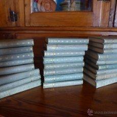 Libros antiguos: COLECCION DE 25 LIBROS. NARRATIVA, POESIA Y TEATRO CLASICO CATALAN.. Lote 48544350