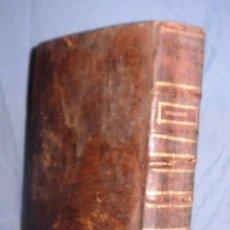 Libros antiguos: TRIBUNAL CONFESSARIORUM - AÑO 1775 - M.WIGANDT - IN-FOLIO.. Lote 48588560