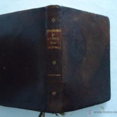 Libros antiguos: COCINA.'LE CUISINIER ROYAL OU L'ART DE FAIRE LA CUISINE ET LA PATISSERIE' 1814 8ª EDICION A. VIARD. Lote 48654963