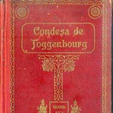 Libros antiguos: SCHMID : ITHA, CONDESA DE TOGGENBOURG (LIBRERIA MONTSERRAT, C. 1910). Lote 48655043