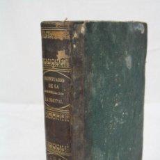 Libros antiguos: LIBRO PRONTUARIO DE LA ADMINISTRACIÓN MUNICIPAL. D. EUSEBIO FREIXA Y RABASÓ - MADRID, AÑO 1866. Lote 48655439