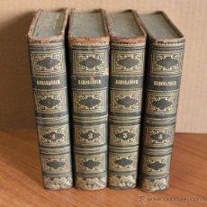 Libros antiguos: MEMORANDUM ANUAL Y PERPETUO DE TODOS LOS ACONTECIMIENTOS... BASTÚS, JOAQUIN. 1855-56. COMPLETO. Lote 48656309