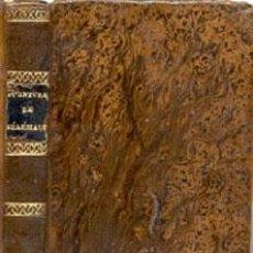 Libros antiguos: AVENTURES DE TÉLÉMAQUE – AÑO 1840 . Lote 48664993
