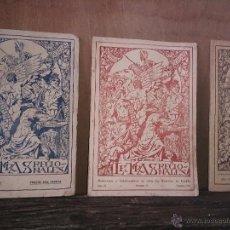 Livros antigos: LETRAS REGIONALES. Lote 48684324