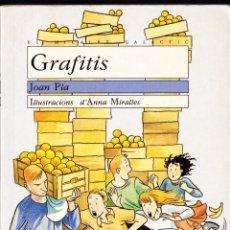Libros antiguos: LIBRO ··LIBRO EN VALENCIANO .. GRAFITIS .. Lote 48713876