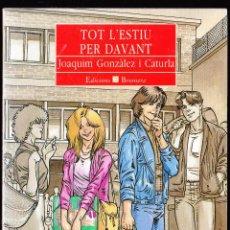 Libros antiguos: LIBRO ··LIBRO EN VALENCIANO .. TOT L´ESTIU PER DAVANT .. Lote 48713940