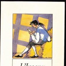 Libros antiguos: LIBRO ··LIBRO EN VALENCIANO .. L´INGENU .. Lote 48714030