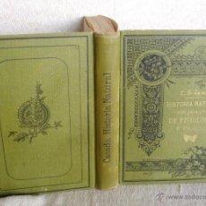 Libros antiguos - Historia natural con principios de Fisiología e higiene - 48728565