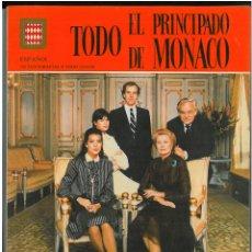 Libros antiguos: TODO EL PRINCIPADO DE MONACO @. Lote 48926183