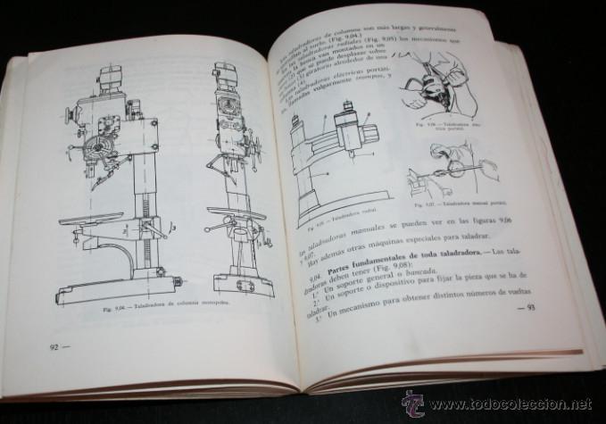 Libros antiguos: FORMACION PROFESIONAL INDUSTRIAL, TECNOLOGIA RAMA METAL MINERA AUTOMOVILISMO TEXTIL, DON BOSCO 1970 - Foto 2 - 48990442