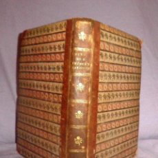 Libros antiguos: COMPENDIO STORICO DELLA VITA DI F.CARACCIOLO - AÑO 1805 - IN 4º.. Lote 49017302