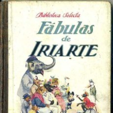 Libros antiguos: FÁBULAS DE IRIARTE (SOPENA, 1936). Lote 208419153