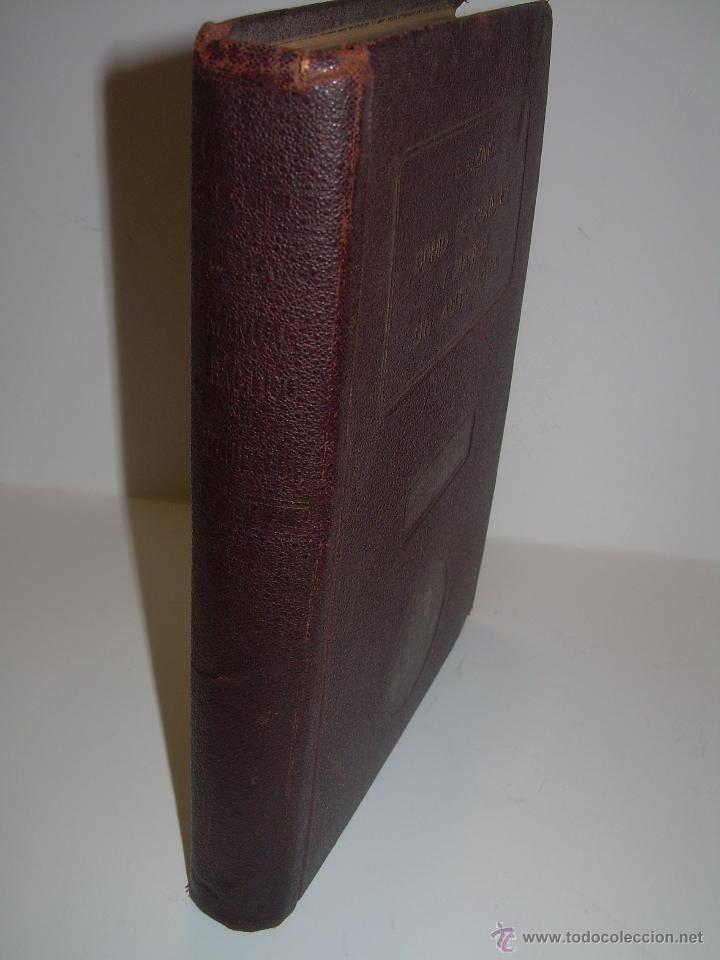 Libros antiguos: LIBRO..COMO SE CONDUCE Y MANEJA UN AUTOMOVIL..MANUAL DEL CHAUFFEUR...AÑO..1.922..CON MUCHOS GRABADOS - Foto 3 - 49073807