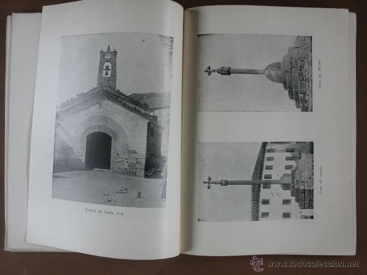 Libros antiguos: Apuntes para la historia de Beceite. Pedro Tejedor y Tello - Foto 2 - 49073972