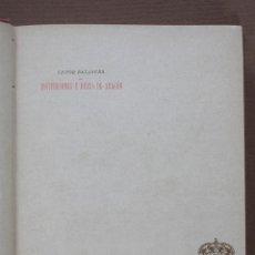 Libros antiguos: INSTITUCIONES Y REYES DE ARAGÓN. SAN JUAN DE LA PEÑA. VICTOR BALAGUER. Lote 49074548