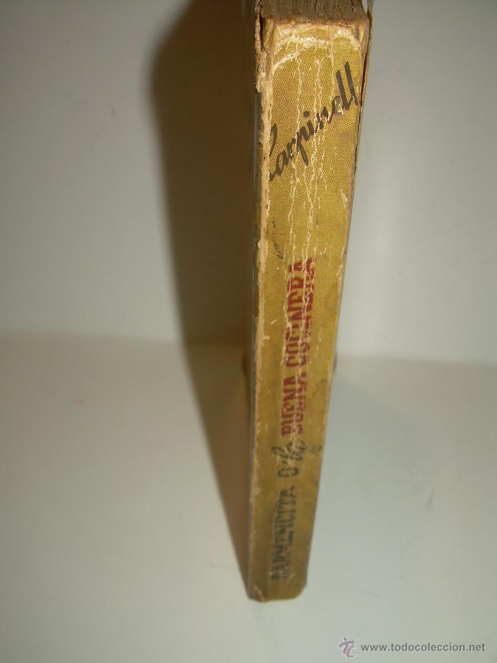 Libros antiguos: CARMENCITA O LA BUENA COCINERA. - Foto 3 - 49086608