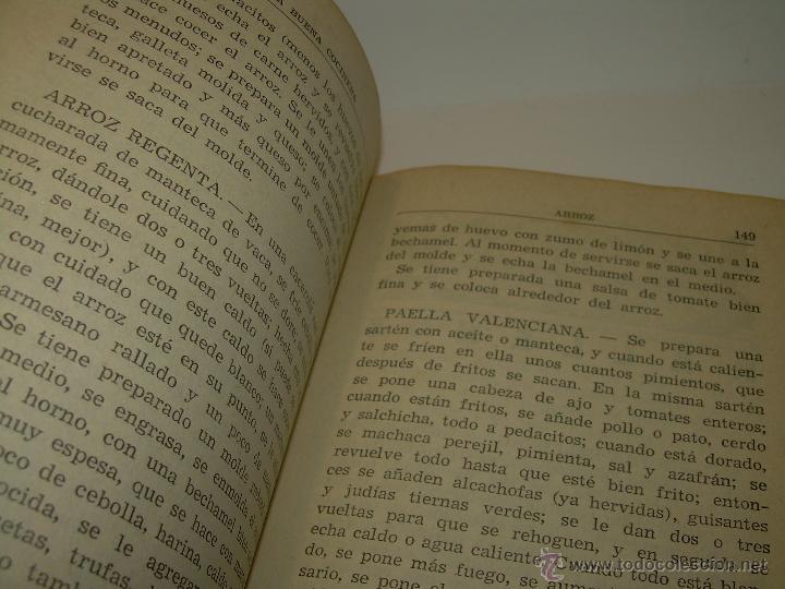 Libros antiguos: CARMENCITA O LA BUENA COCINERA. - Foto 7 - 49086608
