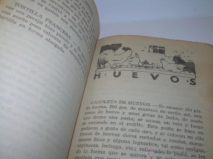 Libros antiguos: CARMENCITA O LA BUENA COCINERA. - Foto 8 - 49086608