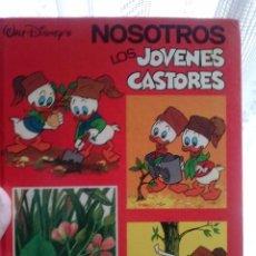 Libros antiguos: NOSOTROS LOS JOVENES CASTORES . Lote 49087799