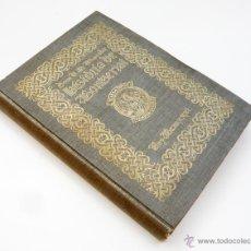 Libros antiguos: HISTORIA DE MONTSERRAT / A. ALBAREDA / Mº. MONTSERRAT 1931 / 1ª EDICION / CON DEDICATORIA DEL AUTOR. Lote 49193457