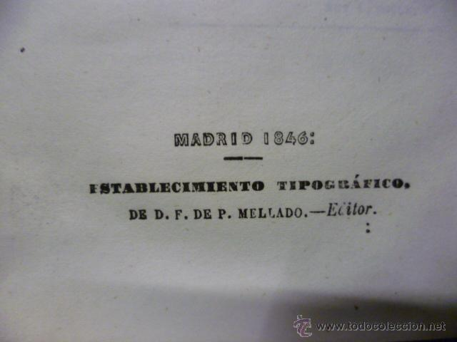 Libros antiguos: OBRAS DE DON GASPAR MELCHOR JOVELLANOS .- Tomo V - COMEDIA - El delincuente honrado - Jovellanos. G - Foto 4 - 49203557
