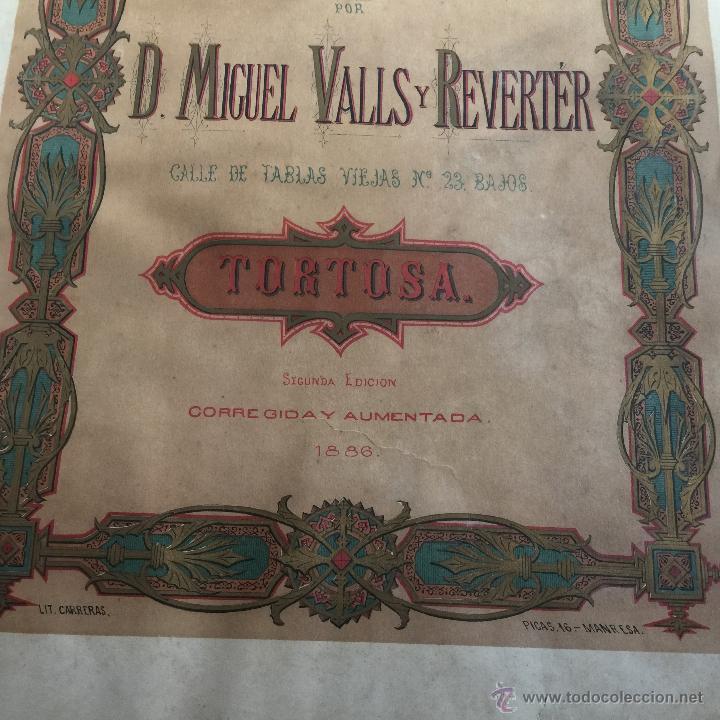 Libros antiguos: Espectacular libro ZAPATERIA ESPAÑOLA.Tratado de corte y preparacion. Miguel Valls. Tortosa. 61x44cm - Foto 11 - 49204921