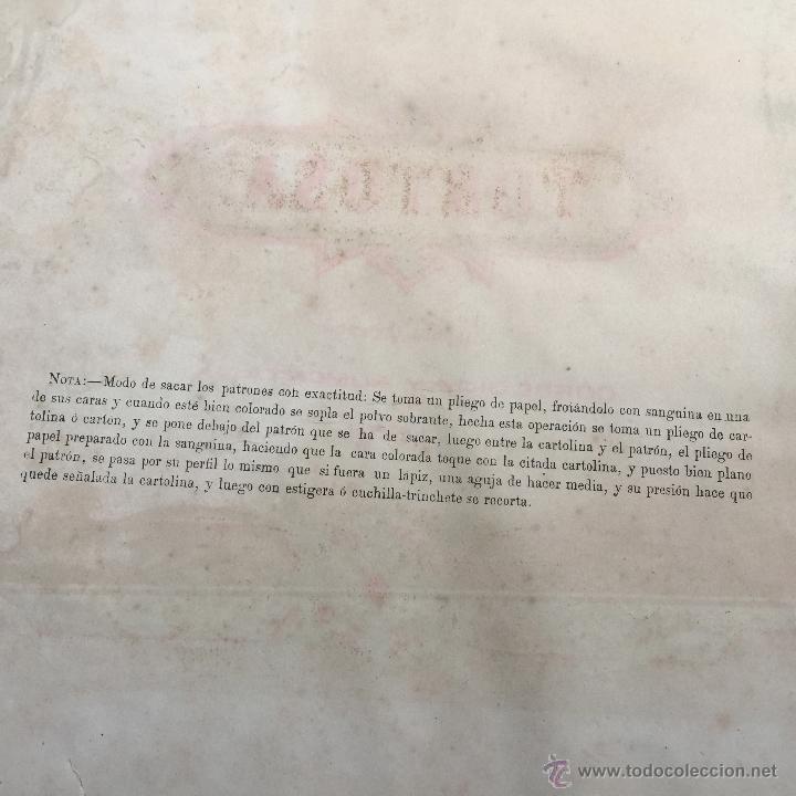 Libros antiguos: Espectacular libro ZAPATERIA ESPAÑOLA.Tratado de corte y preparacion. Miguel Valls. Tortosa. 61x44cm - Foto 15 - 49204921