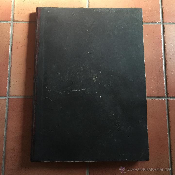 Libros antiguos: Espectacular libro ZAPATERIA ESPAÑOLA.Tratado de corte y preparacion. Miguel Valls. Tortosa. 61x44cm - Foto 53 - 49204921