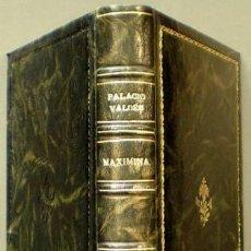 Libros antiguos: PALACIO VALDES, ARMANDO: MAXIMINA. OBRAS COMPLETAS TOMO VI. 1933. Lote 49218486