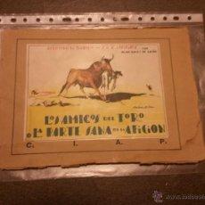 Libros antiguos: MARTINEZ DE LEON. LOS AMIGOS DEL TORO Ó LA PARTE SANA DE LA AFICIÓN.. Lote 49264216