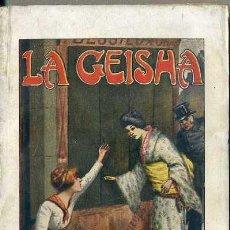 Libros antiguos: CABAÑAS VENTURA : LA GEISHA (SOPENA) . Lote 49266031