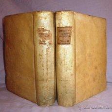 Libros antiguos: DEMONSTRACION CRITICO-APOLOGETICA - AÑO 1787 - FR.MARTIN SARMIENTO - PERGAMINO.. Lote 49290883
