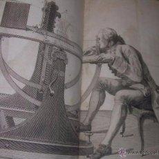 Libros antiguos: IMPORTANTE LIBRO POR SU INFINIDAD DE GRABADOS.AÑO..1.771....ARCHITECTURE CIVILE, MILITAIRE ET NAVALE. Lote 49292341