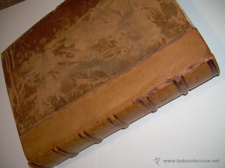 Libros antiguos: IMPORTANTE LIBRO POR SU INFINIDAD DE GRABADOS.AÑO..1.771....ARCHITECTURE CIVILE, MILITAIRE ET NAVALE - Foto 2 - 49292341