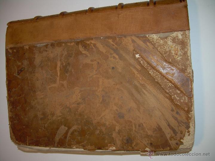 Libros antiguos: IMPORTANTE LIBRO POR SU INFINIDAD DE GRABADOS.AÑO..1.771....ARCHITECTURE CIVILE, MILITAIRE ET NAVALE - Foto 4 - 49292341