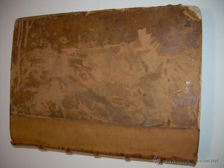 Libros antiguos: IMPORTANTE LIBRO POR SU INFINIDAD DE GRABADOS.AÑO..1.771....ARCHITECTURE CIVILE, MILITAIRE ET NAVALE - Foto 5 - 49292341