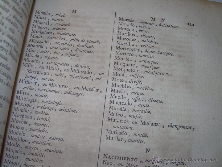 Libros antiguos: IMPORTANTE LIBRO POR SU INFINIDAD DE GRABADOS.AÑO..1.771....ARCHITECTURE CIVILE, MILITAIRE ET NAVALE - Foto 18 - 49292341
