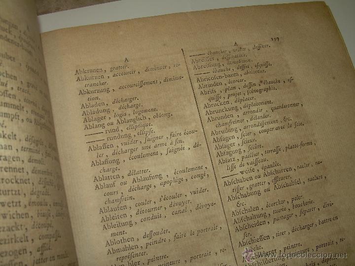 Libros antiguos: IMPORTANTE LIBRO POR SU INFINIDAD DE GRABADOS.AÑO..1.771....ARCHITECTURE CIVILE, MILITAIRE ET NAVALE - Foto 19 - 49292341