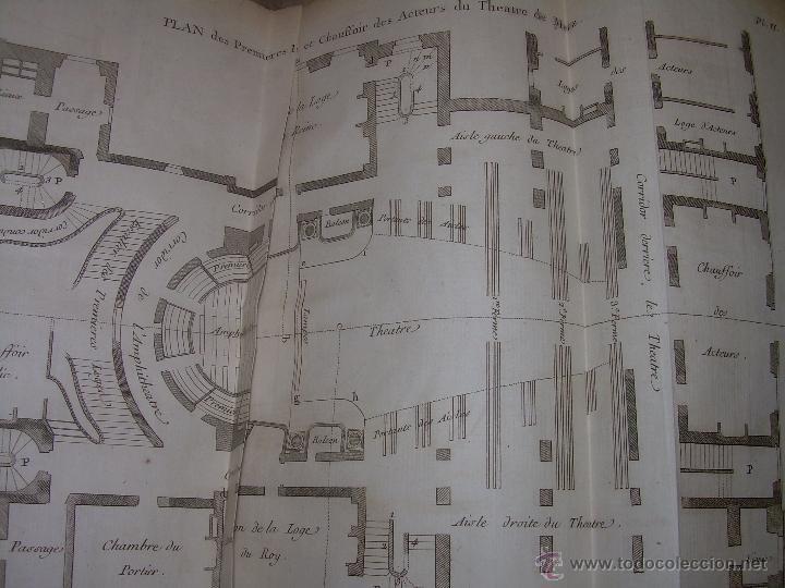 Libros antiguos: IMPORTANTE LIBRO POR SU INFINIDAD DE GRABADOS.AÑO..1.771....ARCHITECTURE CIVILE, MILITAIRE ET NAVALE - Foto 23 - 49292341
