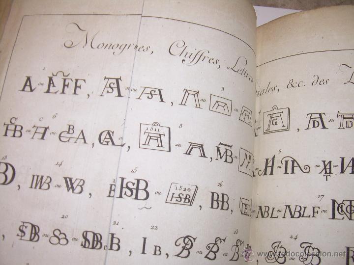 Libros antiguos: IMPORTANTE LIBRO POR SU INFINIDAD DE GRABADOS.AÑO..1.771....ARCHITECTURE CIVILE, MILITAIRE ET NAVALE - Foto 51 - 49292341