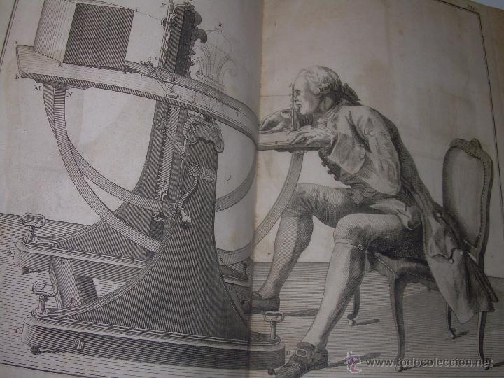 Libros antiguos: IMPORTANTE LIBRO POR SU INFINIDAD DE GRABADOS.AÑO..1.771....ARCHITECTURE CIVILE, MILITAIRE ET NAVALE - Foto 53 - 49292341
