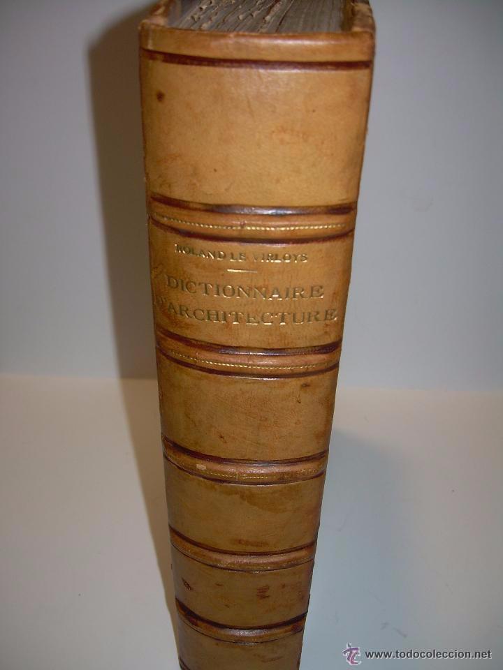 Libros antiguos: IMPORTANTE LIBRO POR SU INFINIDAD DE GRABADOS.AÑO..1.771....ARCHITECTURE CIVILE, MILITAIRE ET NAVALE - Foto 54 - 49292341